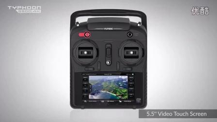 YUNEEC Q500 4K 宣传视频