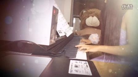 班得瑞版《初雪》钢琴演奏:P_tan8.com