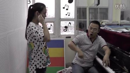 郑州市飞扬音乐高考培训学校学生李靖  声乐