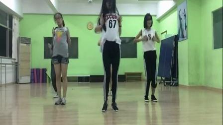 【CM DANCE】爵士基础班舞蹈课堂练习Rihanna— 《Disturbia》