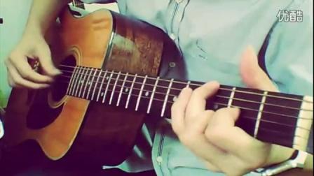 押尾【风之诗】特别改编版-指弹吉他-TONEZONE
