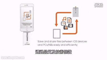 苹果绝配 PNY Duo-Link M 手机PC双用U盘