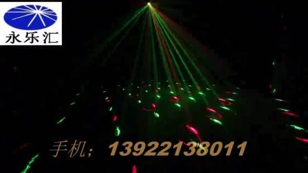 红绿摇头激光灯
