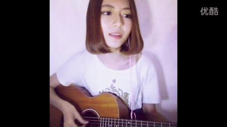 【美女】短发气质美女吉他演绎周杰伦的《晴天》