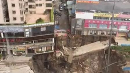 莞惠城轨工地现恐怖坍塌