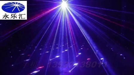红蓝摇头激光灯