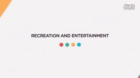 AE模板:444组扁平化风格创意图标logo动画mg模板