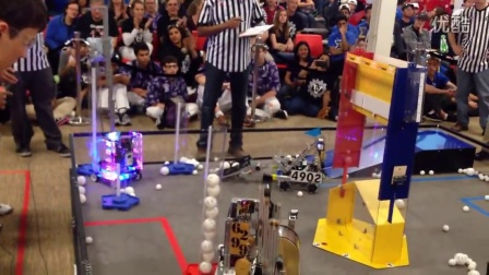2015FTC Viperbots team 6299 and Team 4545