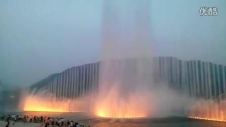 广州双润喷泉设计生产厂商-湖面音乐喷泉