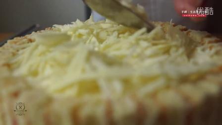 手繹生活-- 銀耳玫瑰牛奶慕斯蛋糕 White Fungus & Rose Mousse Cake