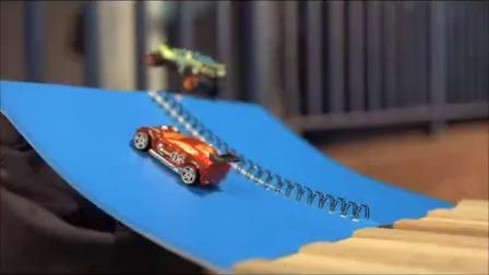 美泰风火轮火辣小跑车十辆装合金玩具车小车车模