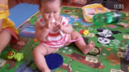 宝宝九个月六天