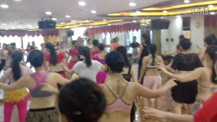 米媂亚肚皮舞学院免费公开课——石玉凤西米教程