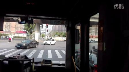 【宝山巴士】713路公交车(W2E车型)(淞南新村-锦西路打虎山路)全程1【VID_20150816_162223】
