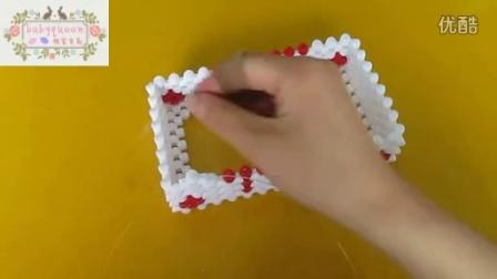 babyqueen独家定制串珠教程之  福字纸巾盒_标清