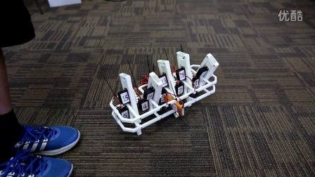 TARS5 五足步行机器人