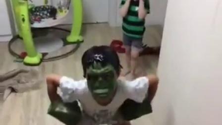 【混血儿ReciponLeo新浪微博】绿巨人