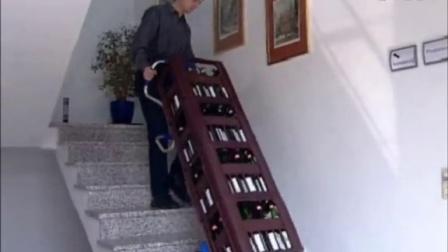奥地利SANO 整机原装进口 电动载物爬楼机 爬楼轮椅 上楼车 上楼机 爬楼机器人
