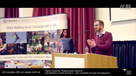 NCI Go Furthur系列讲座|第二讲:爱尔兰独立报与数字媒体