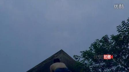 """优酷拍客寻访最牛山寨神秘""""古""""建筑群 各种金字塔神庙 20年烂尾成""""古迹"""""""