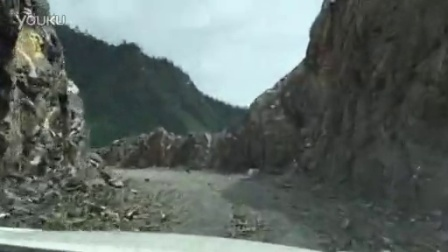 20150805穿越传说中的德贡公路