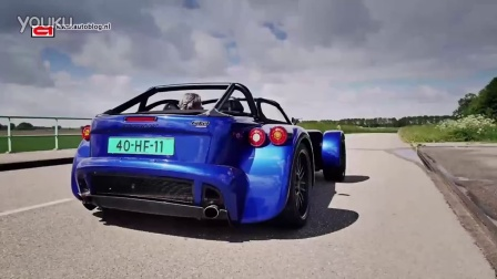 Donkervoort D8 GTO Performance 声浪