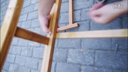 清心竹坊折叠沙发床最新安装视频