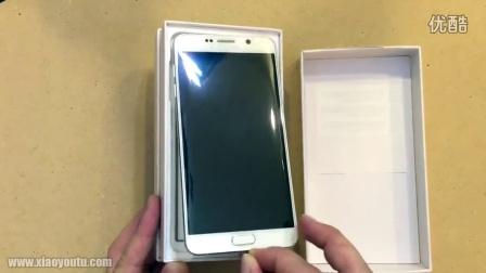 三星 Galaxy Note5 Unboxing 开箱测试