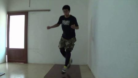 南宁踢踏舞培训—踢踏舞教学_侧敲击技巧小组合_陆峰吉他舞