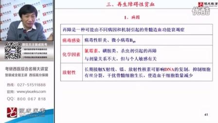 【银成医考】2016考研西医综合导学班02