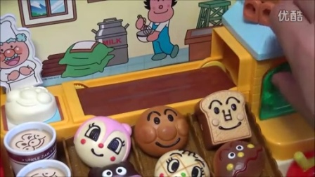 Product No : RT 1062 Anpanman麵包超人麵包店點餐玩具A款
