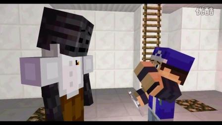 我的世界Minecraft《凋零骷髅当医生》搞笑动画