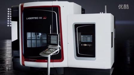 二合一:DMG MORI的激光堆焊与铣削复合加工技术