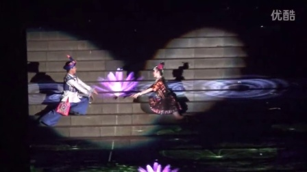 【微视·三江】中国侗族大型实景演出《坐妹》