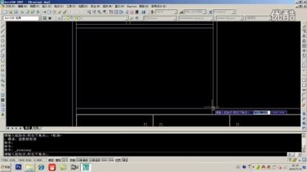 CAD家具设计快速绘图教程---简单三维效果的绘制