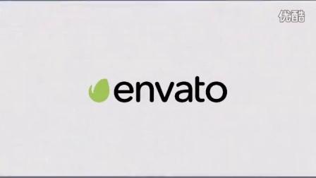 #0141可爱三维卡通动画链接电脑桌面显示视频图片AE模板