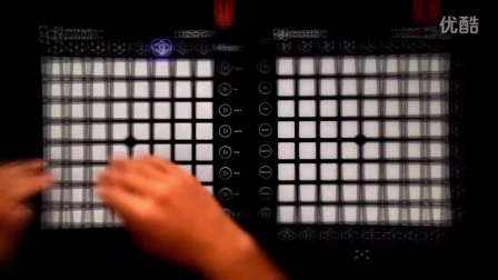【Launchpad Show】SKRILLEX - RIGHT IN