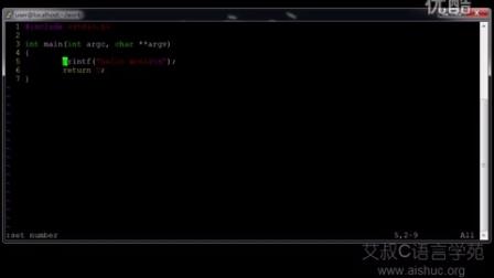 20-Linux命令-Vim高级使用(C语言入门-零基础Linux C程序设计)