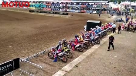 [精彩推荐]MXGP越野赛 2015 资格赛GB Matterley盆地-安东尼卡伊罗利,迈克·阿莱西,肖恩Simpson-摩托车之家
