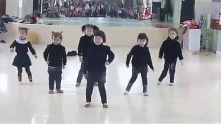 幼儿舞蹈 《牛奶歌 两个人》 儿童舞蹈_标清