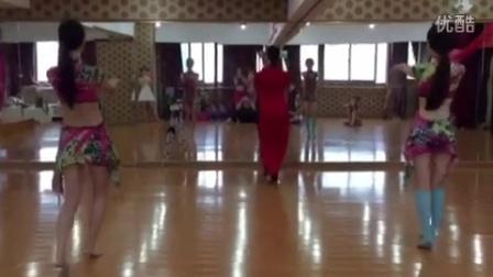 东方茉莉·优雅礼仪   Aline 老师形体舞