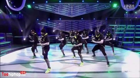 太炸了!评委已惊呆KRNFX和KINJAZ 在美国街舞电视大赛上的惊人BBOX舞蹈表演老K[@太嘻哈toohiphop.com]
