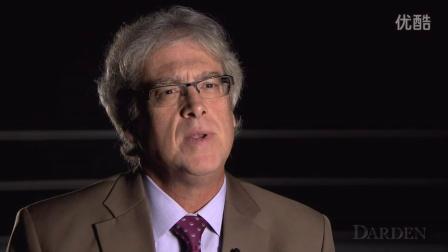 Darden Faculty Profile: Robert Carraway