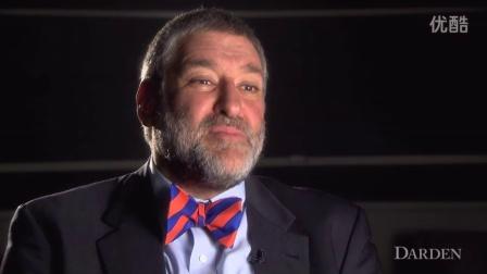 Darden Faculty Profile: Elliott Weiss