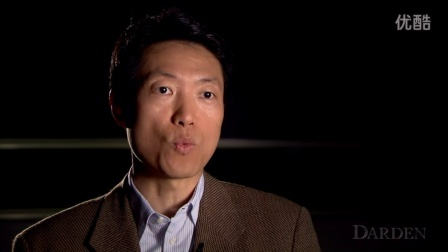 Darden Faculty Profile: Dennis Yang