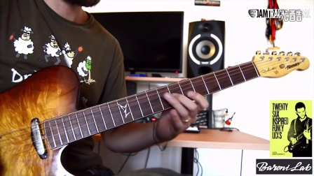 This Is How Luca Mantovanelli Jams JTC licks!