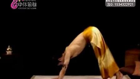 男性必看:男性性功能障碍,阳痿早泄 男性勃起锻炼瑜伽_标清