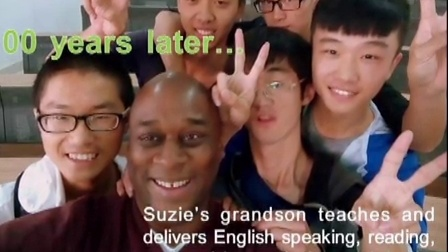 So You Wanna Teach In China Book Promo – 100 Years
