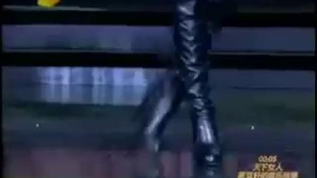 真正的美腿 孔燕松孔瑶竹《腿秀》