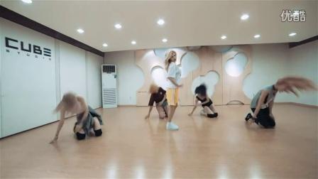 HyunA - Roll Deep(练习室舞蹈版)gomiw.com 歌名网分享